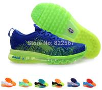 2014 Flyknit Max Shoes Men 2014 Flyknit shoes Male Flyknit running shoes size 40-44