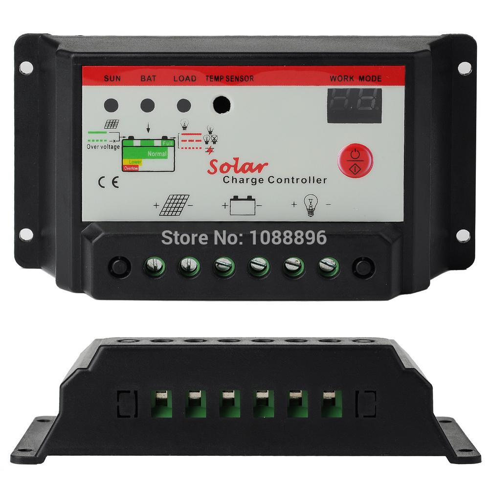 Контроллер заряда аккумулятора для солнечной батареи своими
