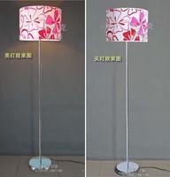 Free shipping American traditional floor lamp energy saving lamp fashion creative living room bedroom decoration lighting31-40W