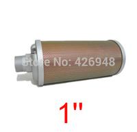 XY-10 1'' DN25 drying machine exhaust Filter silencer muffler for Desiccant air Dryer, pneumatic diaphragm pump , air compressor