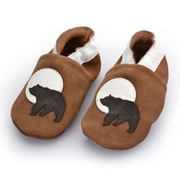 BS021-nice  baby First Walkers shoes soft cow leather infant baby sandals toddler shoes kids shoes wholesale price