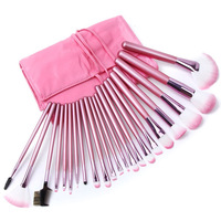 New Professional 22pcs Make up Brush Set Kit Makeup Brushes & tools Brand Free Shipping maquillaje pinceis maquiagem