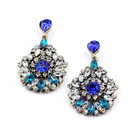 2014 New fashion women statement stud Earrings  fashion earring for women gift good quality low price