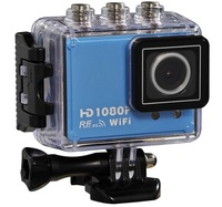 AT200 WIFI Sport Camera Diving 50M Waterproof Camera Wifi Remote Control 1080P 5MP Full HD Underwater Action Cameras