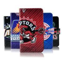 NBA Thunder basketball Jordon Lakers Heat leather flip mobile phone cover case for OPPO N1 mini N5117