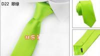 Lime Green Men's Neck Tie in Stock