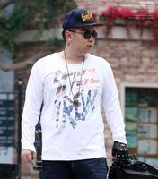 Special offer!New fashion men loose T-shirts big yard Increase mens t shirts size XL-5XL ( LT0134)