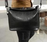 Cheap Products Fashion Women Retro Handbag PU Leather Fashion One Shoulder Cross-body Messenger Bag Vintage Tote