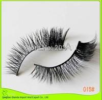 UPS Free Shipping 30pcs/lot AFM002 100% real siberian mink fur false eyelash mink lashes thick fake eyelashes