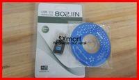 Wholesale 300Mbps Wireless Mini USB 2.0 Adapter Network Card LAN Adapter