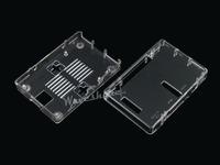 Transparent Case Enclosure Box Type G for Raspberry Pi Model B+ Development Board Not for Model B