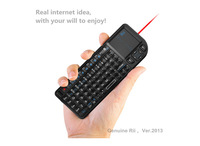 Rii RT-MWK01 2.4GHz Wireless Mini Keyboard with Touchpad For Laptop PC