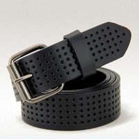 Unisex Fashion Genuine Leather Belts Luxury Brand Casual For Cinturon Black Buckle Belts pk492
