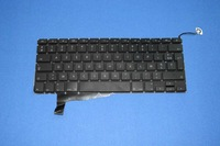 "Tested working Great for Macbook Unibody 15"" A1286  Fr France French 2008 Version Keyboard MB470LL/A, MB471LL/A AZERTY Clavier"