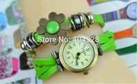 New fashion Watches flower Popular Womenwatch Wristwatch women casual watches  relogios masculinos  women's watches freeshipping
