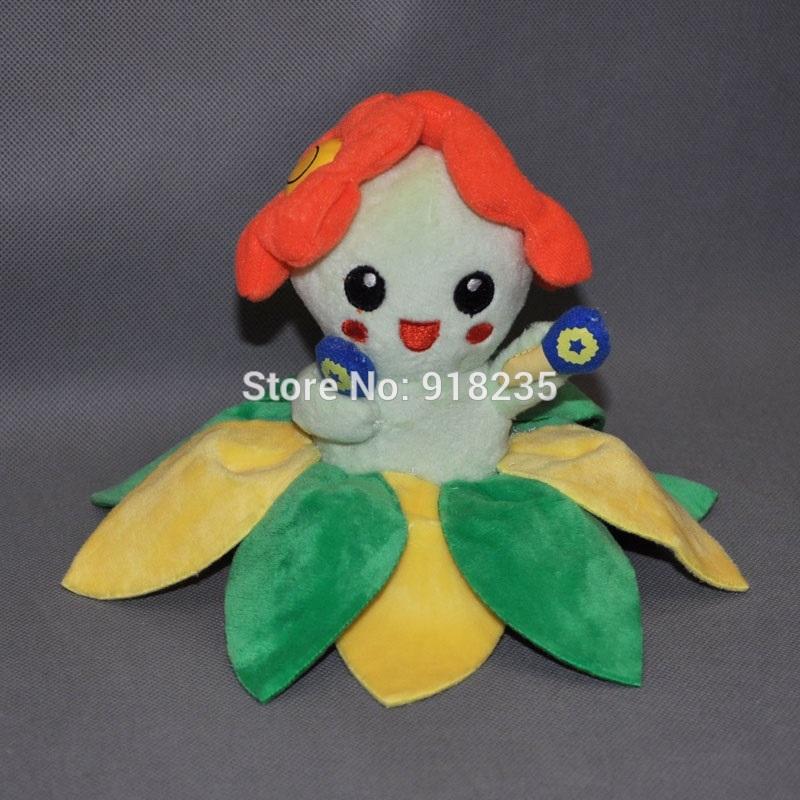 Плюшевая игрушка Pokemon EMS 30/bellossom 5.5 11234  плюшевая игрушка super mario ems 50 18cm