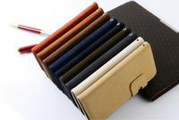 100Pcs/Lot Premium Wallet Flip Leather Case For Apple For iPhone 6 For Iphone 6 Plus Cases For iphone6 Bags Covers Colorful
