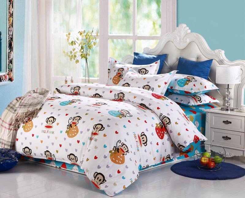 Online kopen wholesale aap dekbed uit china aap dekbed groothandel - Lakens en sprei ...
