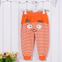 Brand New Cute Cotton Warm Sweatpants for Unisex Baby Infant Children Kids Autumn Wear Thick Fleece Long Trousers Pants Legging