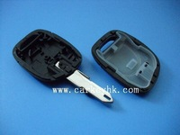 Renault key Best quality  Renault 1 button remote key shell without battery place no logo for renault laguna 3