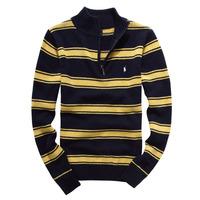 free shipping new 2014 mens sweaters piles high collar bottoming shirt collar men cardigan70