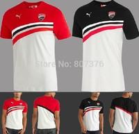2014 New Summer Cotton Ducati Corse Sport T-shirt for men motorcycle motorbike motocross racing off road Tee Jersey T shirt