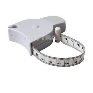 2014 new fashion Auto Retract Automatic Measuring Tape Accurate Body Waist Arms Legs Chest Measuring Tape(China (Mainland))