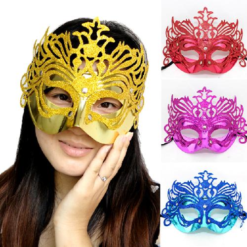 mulheres carnaval veneziano festa fantasia máscaras glitter oco sexy halloween masquerade semimáscaras a00150 adultos para venda(China (Mainland))