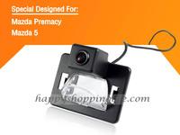 Car Rearview Camera for Mazda 5 Premacy with Night Vision Waterproof - Mazda 5 Premacy Reverse Backup Camera