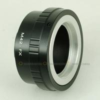 M42-FX Adapter Tube Ring For M42 Lens to Fujifilm Fuji X Mount Camera X-Pro1 X-E1 X-E2 X-M2 X-M1 etc.