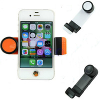 Universal Car Air Vent Phone Holder Mount For iPhone 4/4S 5 5C LG Samsung S4 HTC