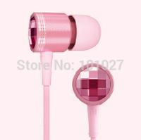 Original XIAOMI 3nd Piston Earphone 2 II Headphone Headset Earbud with Remote & Mic For Mi4 MI3 MI2 MI2S MI2A Mi1 S CellPhone Z#