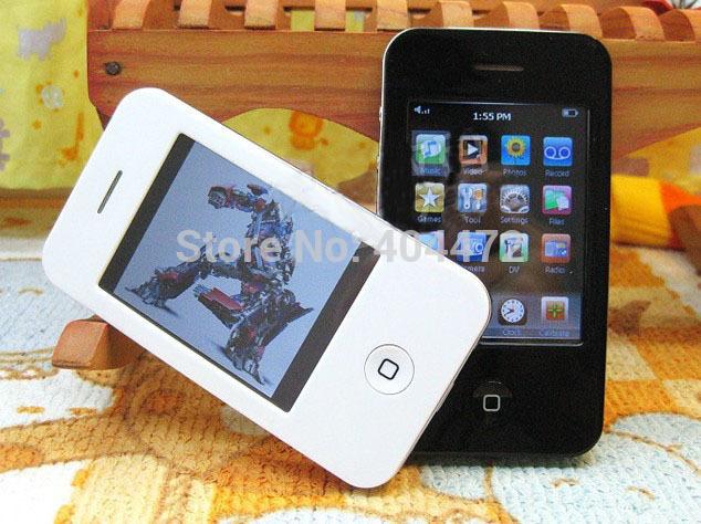 "LCD Touch Screen 2.8"" 8G 8GB Mp3 Mp4 Mp5 Music Media Player Radio FM Camera(China (Mainland))"