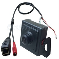 HD 2MP 1920*1080P IP Network 1.8mm Wide Angle Lens H.264 P2P Mini Square Camera 30fps Android IOS,ONVIF