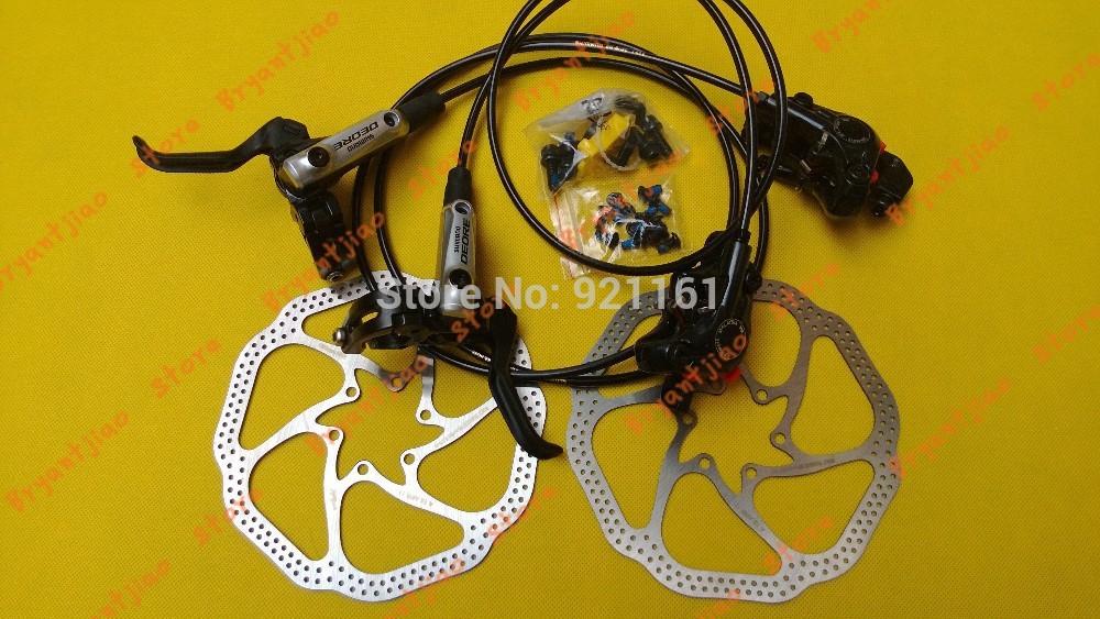 цены на Велосипедные тормоза DEORE HS1rotor br/m615 M610 M596