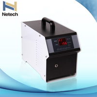 2014 newest ceramic tube air cooling intelligent ozone generator with remote controler