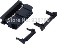 2.54mmPitch IDC Micro match Socket Connector 14P