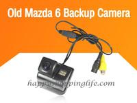 Car Rearview Camera for Mazda 6 2003 2007 2008 2013 CX-5 2011 CX-7 with Night Vision Waterproof - Mazda 6 Reverse Backup Camera