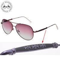 2014 New Fashion Summer High Quality Aluminum Magnesium Alloy Polarized sunglasses Aviator Glasses For Women Driving & Fishing