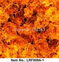 Exclusive Flame PVA  Hydrographic film No.LRF009A-1