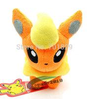 Free shipping 10pcs/lot Pokemon toy Soft Plush Doll stuffed animal