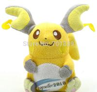 Movie TV Fashion Anime Pokemon Pocket Monsters Pikachu 100% Stuffed Plush Toys dolls