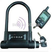 S806 Motorcycle Two-way Anti-theft Alarm Lock
