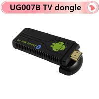 Android TV Dongle UG007B Rockchip RK3188 Quad Core TV Stick 2GB RAM 8GB ROM Android 4.2 Mini PC Stick Mini PC TV Dongle