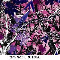 Tree Camo No.LRC130A PVA Water Transfer Printing Film