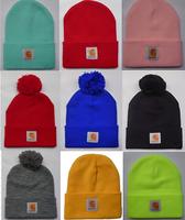 Car/hartt Beanie For Woman Winter Hats Boy and Girl Skullies & Beanies for Men Hiphop Hip-hop Caps Carhartt Hats