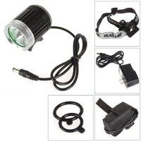 New 3800 Lumen 3x CREE XM-L T6 LED Headlight Headlamp Bicycle Light Waterproof Flashlight light
