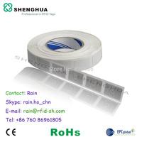 ISO 18000 6C UHF RFID Tag 900MHz