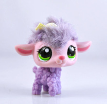 Littlest Pet Shop SHEEP Collection Child Girl Figure Toy Loose Rare (China (Mainland))