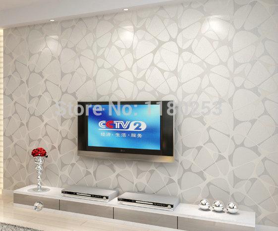 Sia new 3d luxury 3d white stone effect wallpaper 3d stone for White 3d wallpaper for walls